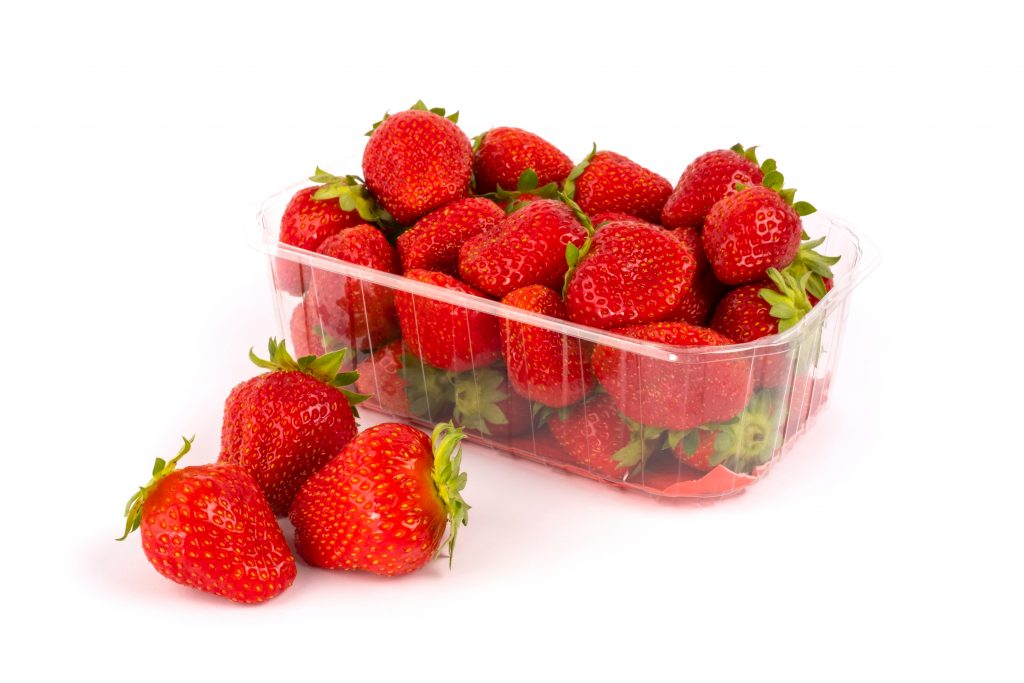 Fresh strawberries Algis