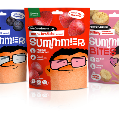 Summmer freeze-dried products